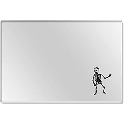 'Skeleton' Clear Acrylic Table Placemat (CR00039335)