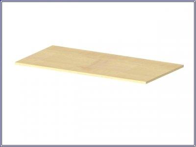 Konferenztisch - Platte (ohne Füße) KONTOR 160 x 80cm Ahorn
