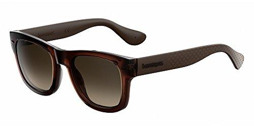 Demel Augenoptik Havaianas Paraty Sonnenbrille für Damen und Herren - Inklusive Einsteck-Etui und Mikrofasertuch - Neues Modell in 10 Farben (Medium, QGLJ6)