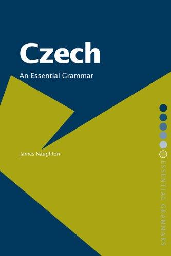 Czech: An Essential Grammar (Routledge Essential Grammars) (English Edition)