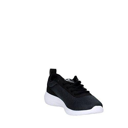 Baskets Basses Lotto S9014 Pour Femme Noir