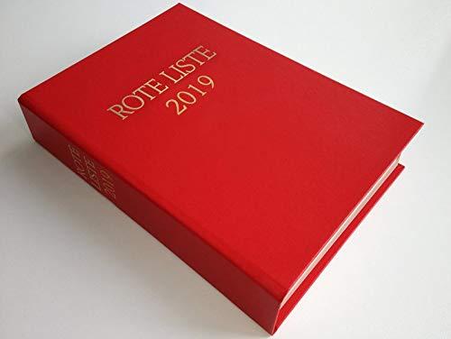ROTE LISTE 2019 Buchausgabe Einzelausgabe: Arzneimittelverzeichnis für Deutschland (einschließlich EU-Zulassungen und bestimmter Medizinprodukte)