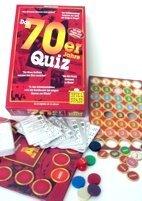 Spielspass 70er Jahre Quiz