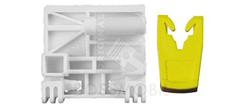 Preisvergleich Produktbild Bossmobil RENAULT SCÉNIC, LAGUNA II, LAGUNA II Grandtour VEL SATIS ESPACE IV, Hinten Links 4 Tür, manuell oder elektrischer Fensterheber-Reparatursatz