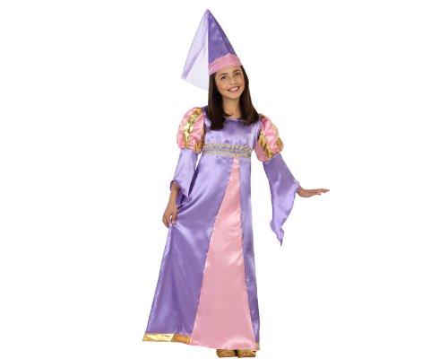 Atosa - Disfraz de hada para niña, talla 7-9 años (23451)