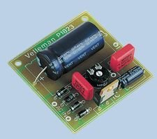 1A POWER SUPPLY K1823 By VELLEMAN KIT 1a Power Supply Kit
