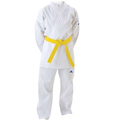 Karategi adidas k201 adistart bianco (190 cm)