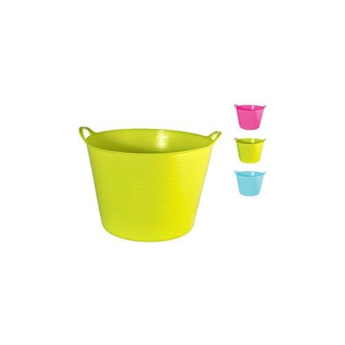 Tubtrugs 43L grande vasca, flessibile, verde