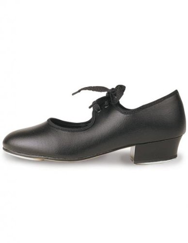 Roch Valley LHP' Tap Shoes Black 4.5 UK/37.5 EU