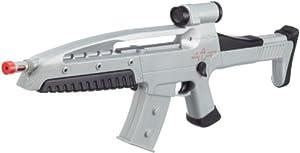 Simba 108107794 - Ametralladora de la policía con varios sonidos (58 cm) importado de Alemania