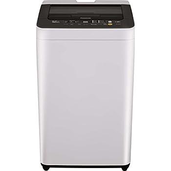 Panasonic 6.5 kg Fully-Automatic Top Loading Washing Machine (NA-F65B5HRB, Grey)