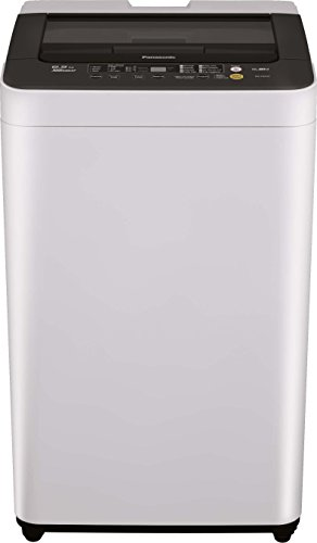 Panasonic Na-f65h5hrb Fully-automatic Top-loading Washing Machine (6.5 Kg, Grey)