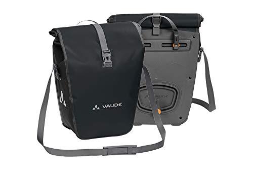 VAUDE Aqua Back Hinterradtasche, Schwarz, One size