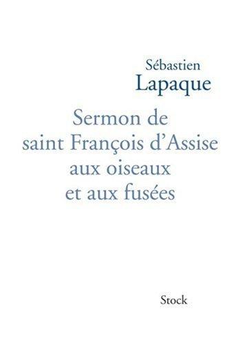 Sermon de saint François d'Assise a...