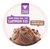 Made with LuVe - Veganes Schokoladeneis mit Lupinen TK - 450ml