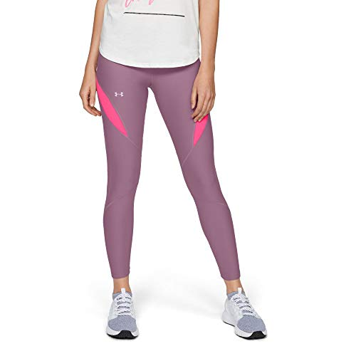 Under Armour Damen UA Vanish Ankle Crop Capri, Violett, SM