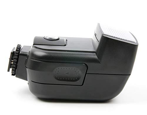 Blitz Hot Shoe Sync Port Verstellbarer Pitch Winkel Für Panasonic Lumix DMC-G70 / DMC-TZ61 / DMC-FZ80/HZ82 / DC-GH5 Kameras Flash Hot Shoe Sync