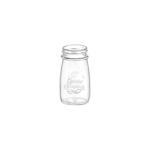 fimel- Flacon quatre saisons en Transparent, 20 cl verre de bormioli rocco.