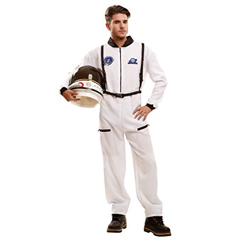 Männer Kostüm Astronaut - My Other Me Herren Kostüm Astronaut (viving Costumes) S