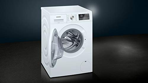 Siemens iQ300 WM14N140 Waschmaschine / 6,00 kg / A+++ / 137 kWh / 1.400 U/min / Schnellwaschprogramm / Nachlegefunktion / aquaStop mit lebenslanger Garantie / - 7