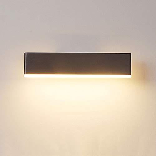 LJ Moderne Minimalistische LED Kreative Wandlampe Kann Gedreht Werden Aluminium Acryl Beleuchtung Lampe Nachttischlampe Spiegel Scheinwerfer 3-8 Quadrat Schlafzimmer Schlafzimmer Flur Warmes Licht -