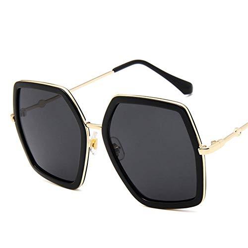 Sonnenbrillen Polygonal Large Frame Bunte Mercury Trend Brillen
