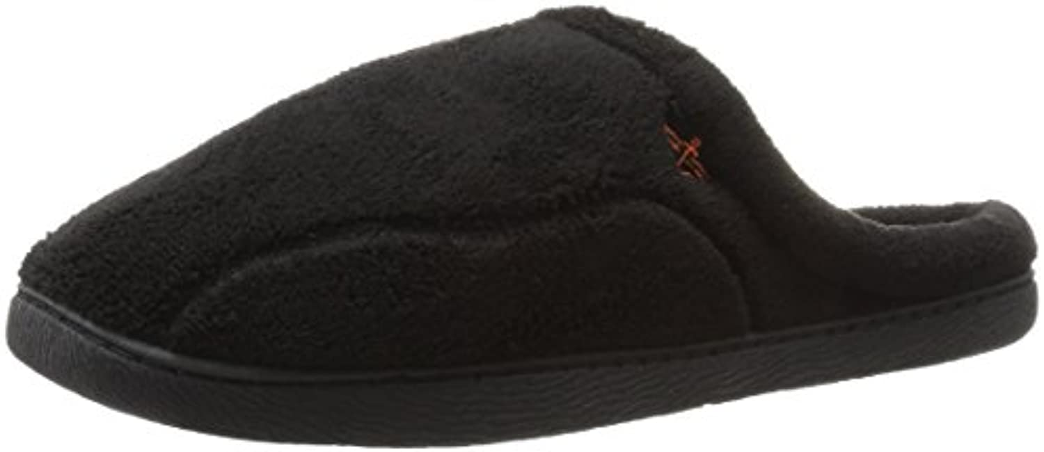 Dockers Men's Paul Microterry Clog Scuff Slipper