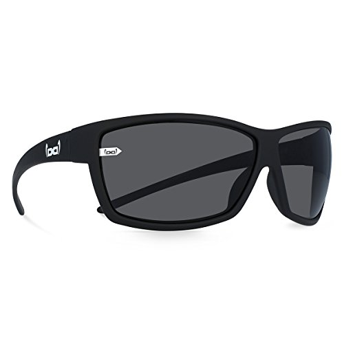 gloryfy unbreakable eyewear Sonnenbrille G13 black matt, schwarz