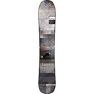 Nitro Snowboards Herren Highlander '19 Leichtes All-Mountain Freeride Carving Camber Board mit Koroyd Core Technologie