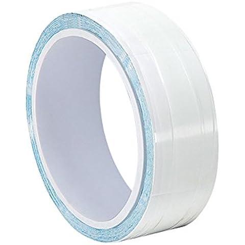 TapeCase varie 8815 3/3 m, 3 m, colore: bianco di polimero acrilico adesivo conduttore 8815-Nastro a trasferimento termico, spessore (0,015 0,04 cm, lunghezza 5 m, larghezza 1,90 (0,75 cm