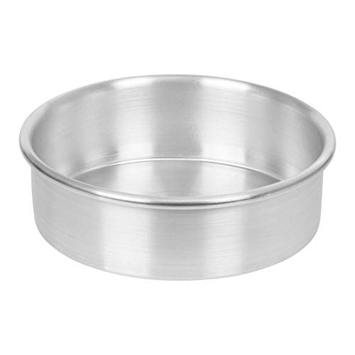Classic® Aluminium Baking Round Cake Pan/Mould for Microwave Oven - 6 Inches