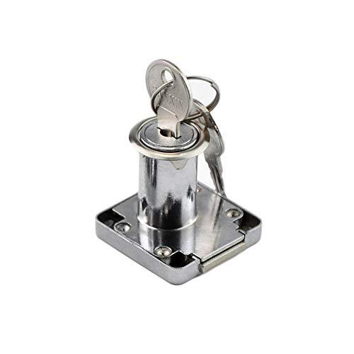 Sunsline Schrank Schlösser Sperre Set Mailboxen Schlösser Schlüssel Cupboard Cabinet Locks Zinc Alloy Home Hardware (B) -