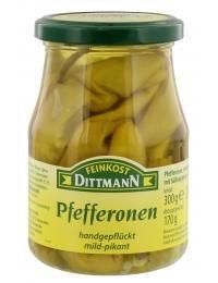 Dittmann - Pfefferonen mild-pikant - 300g