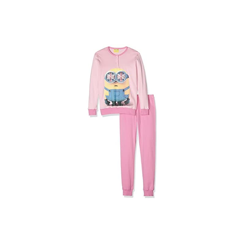 check out 0adfb d723d Minions Pigiama Adulto, Pijama para Niños - Compra pijamas y ...