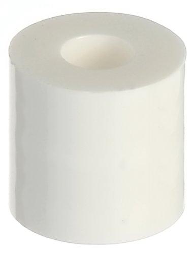 GAH-Alberts 338718 Distanzhülse, Kunststoff, weiß, 20 Stück mit 4 Größen, 20 x 5 mm / 20 x 10 mm / 20 x 20 mm / 20 x 30 mm