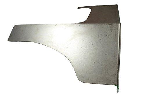 Bearmach Bulkhead around vent aperture LH Corner Repair Panel Series II 88 Series II 109 Series IIA 88 Series IIA 109 Series III 88 Series III 109 90 110 Defender 90 & 110 All models BA 2031L