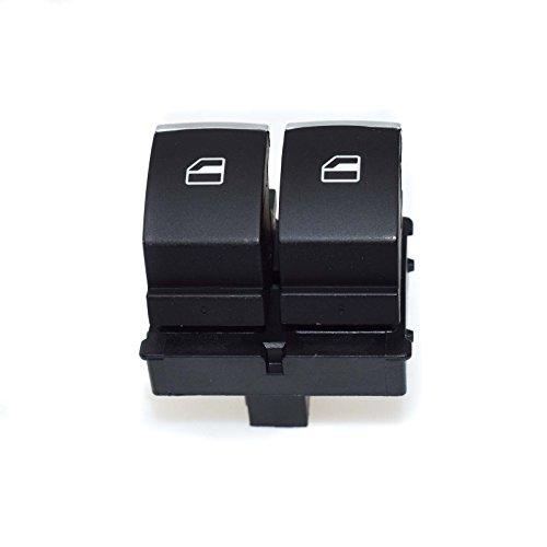 Neue Fahrerseite Master Power Fenster Panel Schalter Taste 5K3959857Für VWS Golf GTI Eos 2tür 1011121314 -