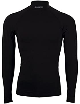 Joma Brama Classic - Maglia termica a manica lunga da uomo, colore nero  Taglia L-XL