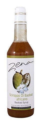 Zena Sciroppo di Baobab Africano - 750 ml
