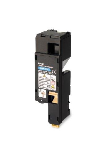 Epson C13S050613 AL-C1700 Tonerkartusche cyan hohe Kapazität 1.4k