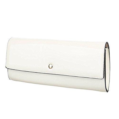 Ital-DesignClutch-tasche Bei Ital-design - Clutch Donna crema