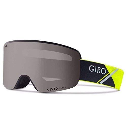 Giro Skibrille SNOWBOARDBRILLE AXIS 18 SCHWARZ UNIFARBEN (one-Size)