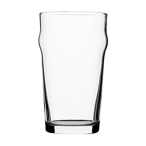 UTOPIA Pasabahce p42997-ce2010-b01048Nonic, 60. (48Stück) Glas Pint Glas