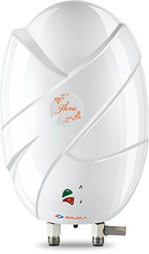 Bajaj Flora 1-Litre Instant Water Heater (White)