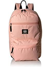 adidas Originals National Mochila - 201242, Talla única, Dust Pink/Black
