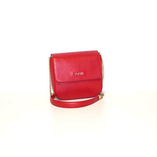 Tous Damen Rene Business Tasche, Rot (Rojo 795890212), 15.5x13.5x6.5 centimeters (Tasche Tous)