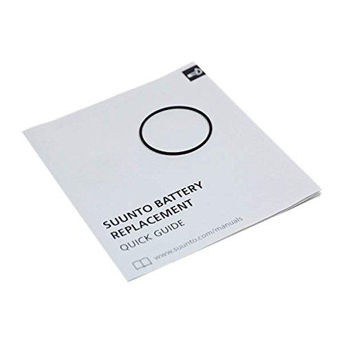Suunto Kit de Remplacement Core Essential  Joint circulaire et Guide  d Images, 07c757d43ab