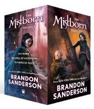 Mistborn Trilogy Boxed Set Publisher: Tor Fantasy