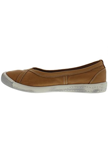 Softinos Damen Ilma Slipper Braun