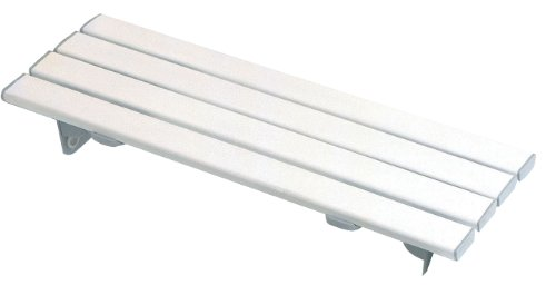 Homecraft savanah - asse a lamelle per vasca da bagno, 69 cm, gomma